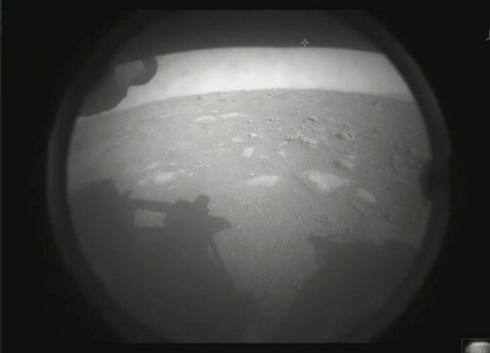 Marte - Imagem da Perseverence