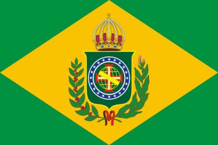 significado da bandeira imperial do brasil